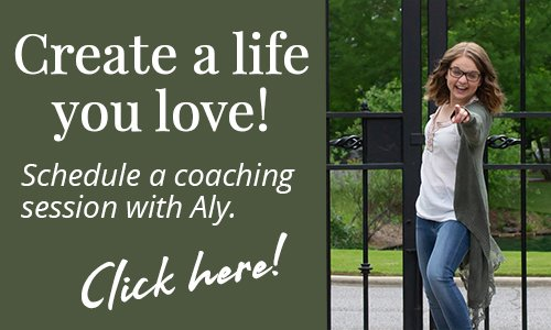 Self care life coaching with Aly Hathcock