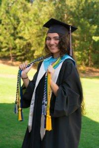 Kayla High School Graduation Photoshoot