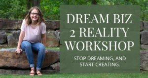 Turn your passion into profit. Turn your dream business into a profitable reality with this workshop.