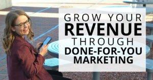Let freelance marketing specialist Aly Hathcock help you make your business thrive and grow with done for you marketing.