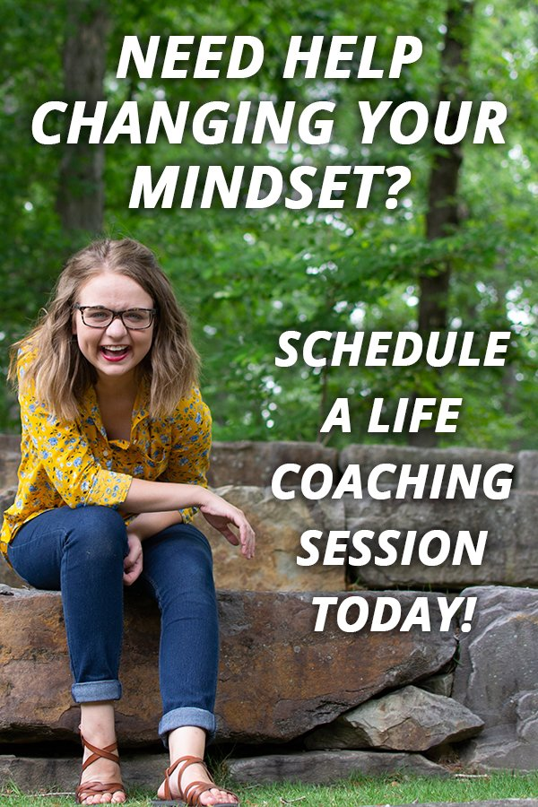 Meet with positive psychology life coach Aly Hathcock to grow your mindset