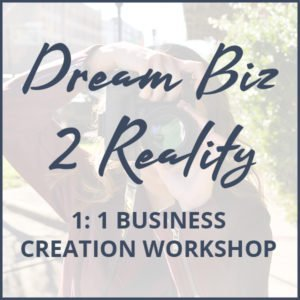 Turn your dream business into more than just a passion project. Turn your dream into reality.