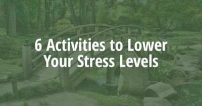 6 tools to get rid of stress for busy women